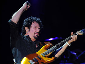 Steve Lukather picks 10 essential guitar albums