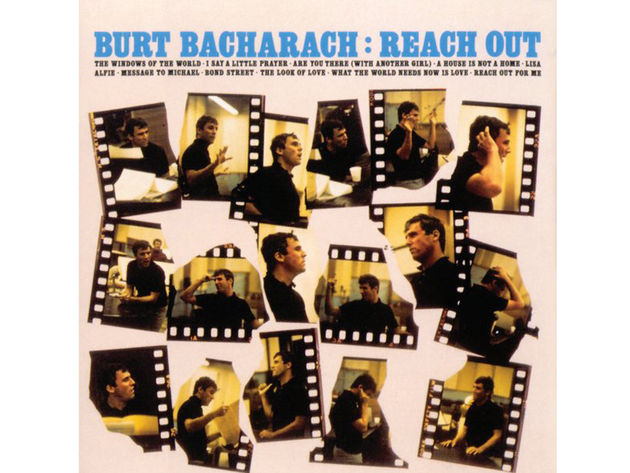 Burt Bacharach – Reach Out (1967)