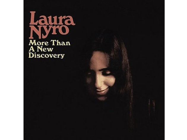 Laura Nyro – More Than A New Discovery (1967) (reissued as The First Songs, 1973)