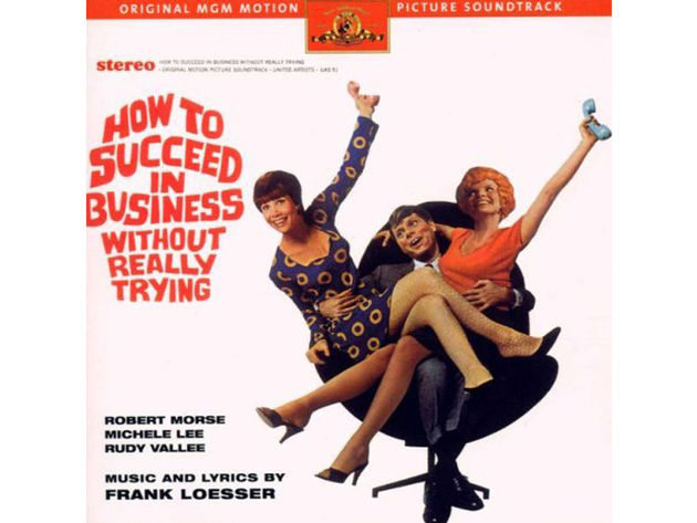 Original Soundtrack – How To Succeed In Business Without Really Trying (1967)