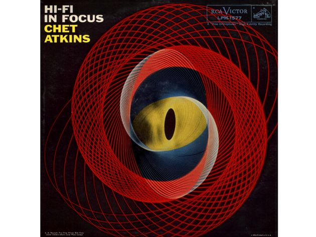 Chet Atkins – Hi-Fi In Focus (1957)