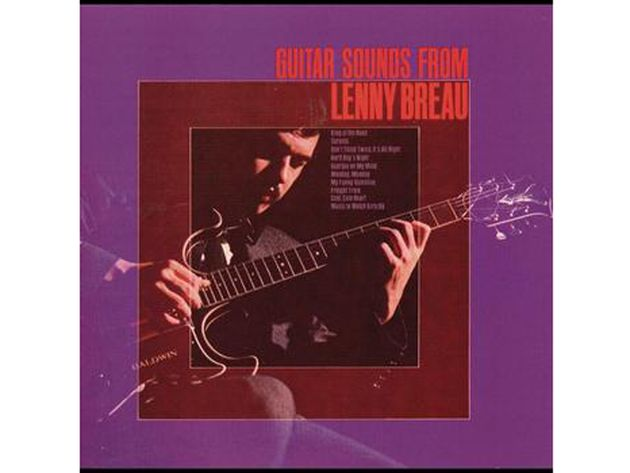 Lenny Breau – Guitar Sounds From Lenny Breau (1968)