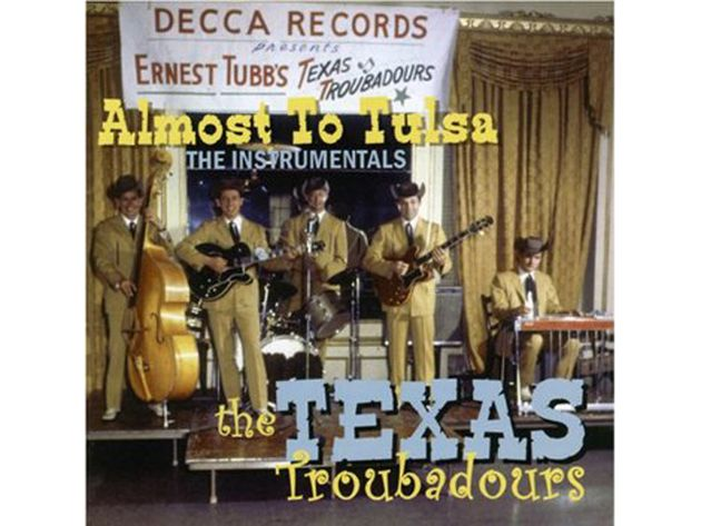 Texas Troubadours – Almost To Tulsa: The Instrumentals (2008)