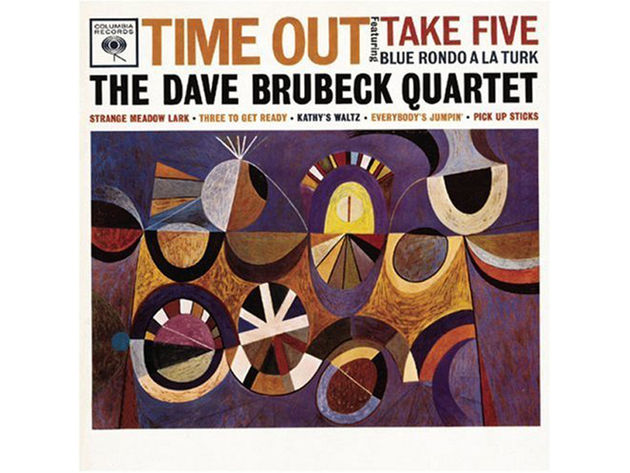 The Dave Brubeck Quartet – Time Out (1959)