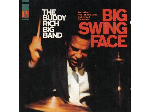The Buddy Rich Big Band – Big Swing Face (1967)