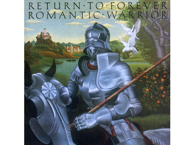 Return To Forever – Romantic Warrior (1976)