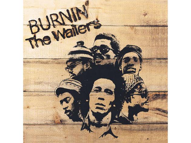 The Wailers – Burnin' (1973)