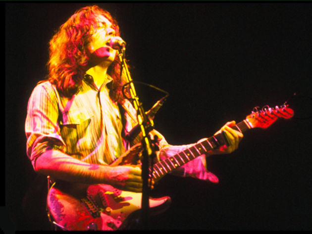 Rory Gallagher - Walk On Hot Coals, Irish Tour (1974)