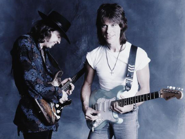 dick dale and stevie ray vaughan