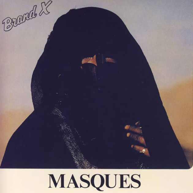 Brand X - Masques (1978)