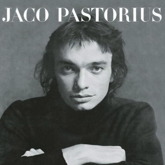 Jaco Pastorius - Jaco Pastorius (1976)