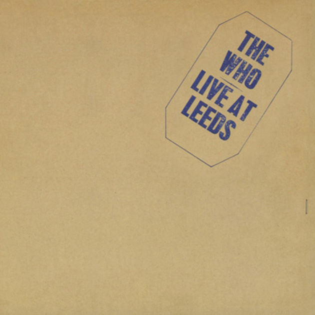 The Who - Live At Leeds (1970)