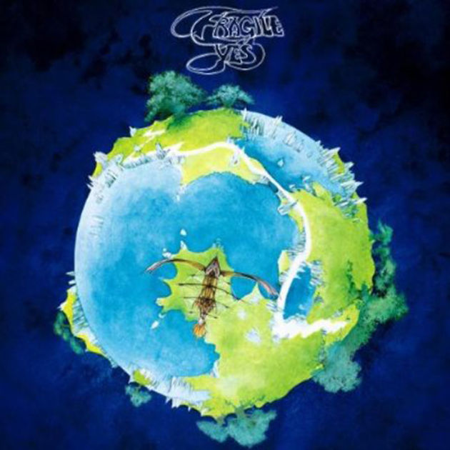 Yes - Fragile (1971)