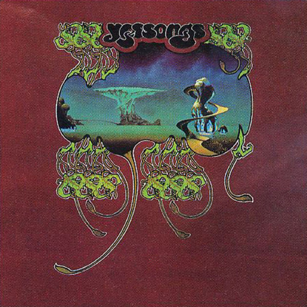 Yes - Yessongs (1973)