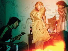 In pictures: Sub Pop co-founder Bruce Pavitt talks Experiencing Nirvana