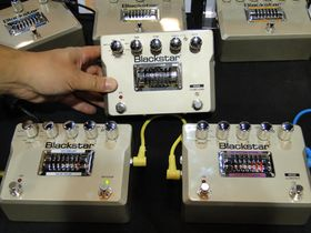 Summer NAMM 2010: Blackstar Amplification stand in pictures