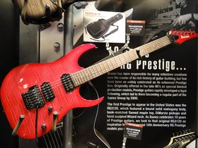 Summer NAMM 2010: Hoshino stand in pictures