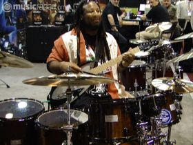 Summer NAMM 2010: Check out the amazing one-man band on video