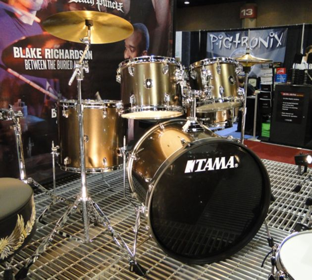 Tama Swingstar drums