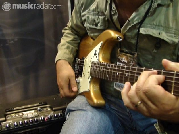 Darrell Smith gives us a taste of the many tones and tunings on offer