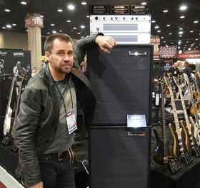 Summer NAMM 2010: The Warwick stand in pictures