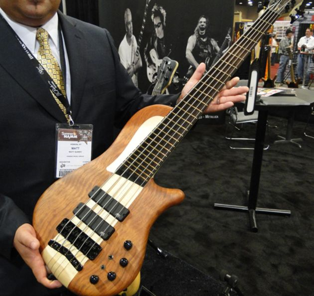 Thumb Series SC bass