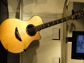 Summer NAMM 2010: The Yamaha stand in pictures