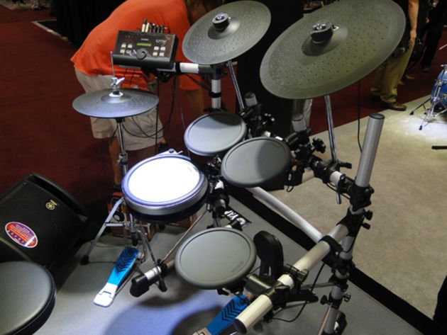 DTX550 electronic drums