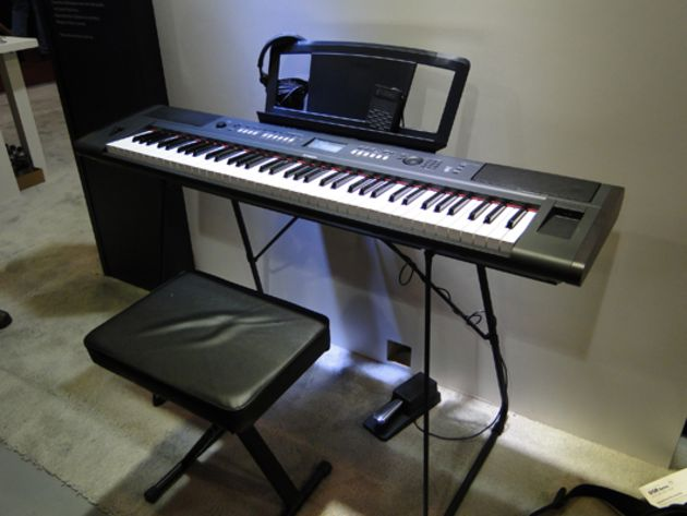 Piaggero NP-V80 digital piano
