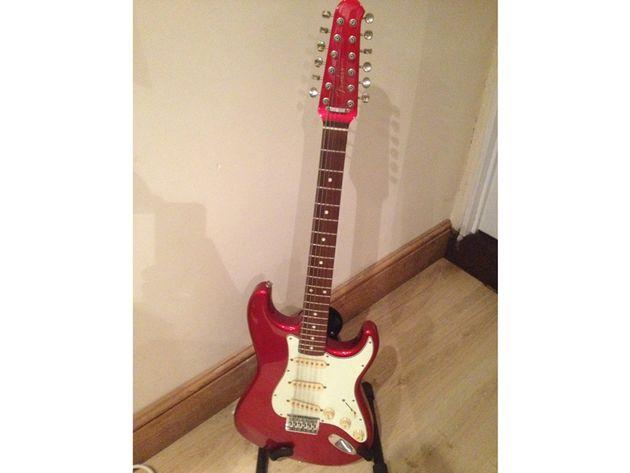 Fender Strat XII