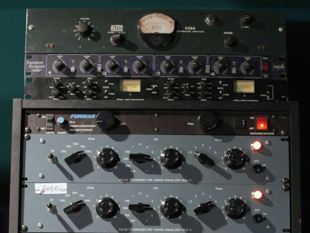 Rack gear - five