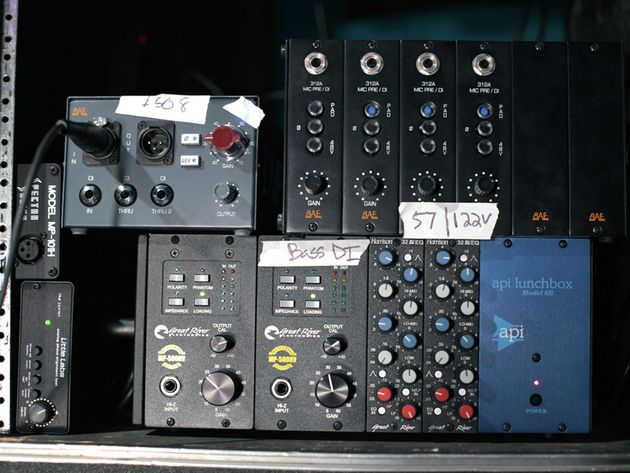Rack gear - nine