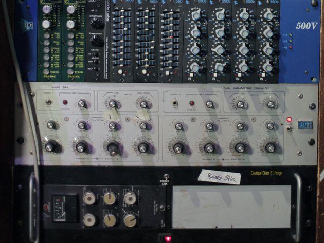 Rack gear - twelve