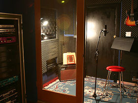 Studio Tour: Hollywood's Swing House Studios in pictures