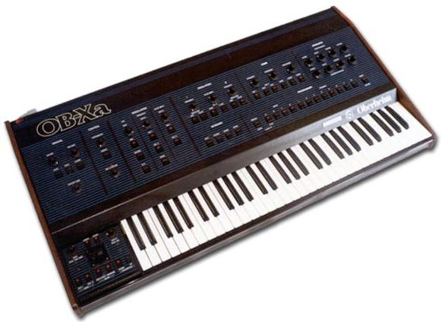 Oberheim of the times