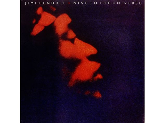 Jimi Hendrix – Nine To The Universe (1980)