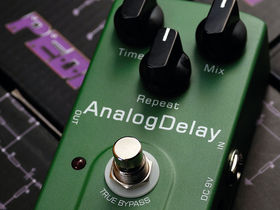 Three to get ready: Analogue Delay pedals