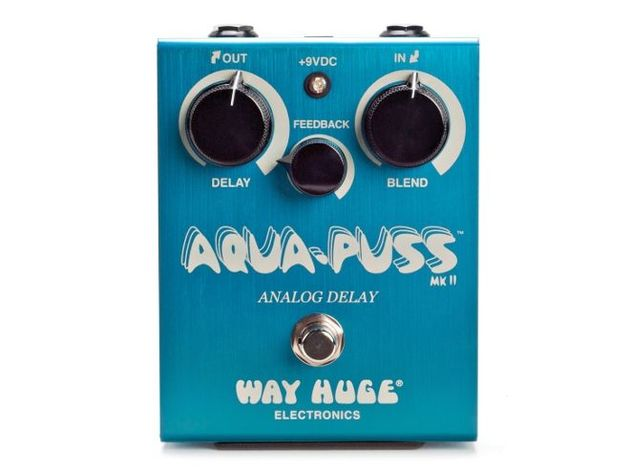 Benchmark: Way Huge Aqua Puss MKII