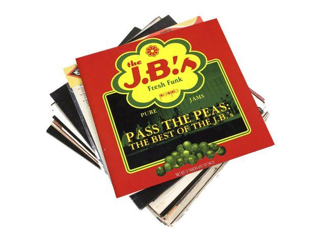 The J.B's - Pass The Peas
