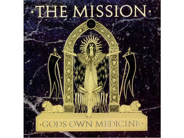 The Mission – God's Own Medicine (1986)
