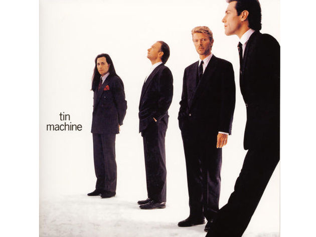 Tin Machine – Tin Machine (1989)