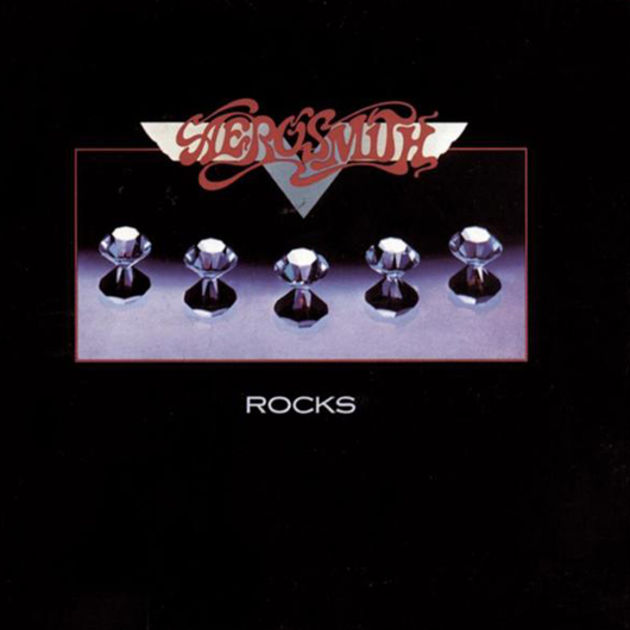 Aerosmith - Rocks (1976)