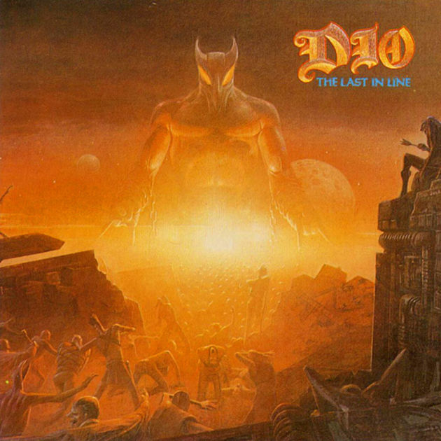 Dio - The Last In Line (1984)