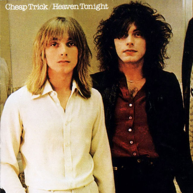Cheap Trick - Heaven Tonight (1978)