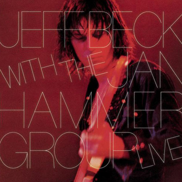 Jeff Beck - Jeff Beck With The Jan Hammer Group Live (1977)