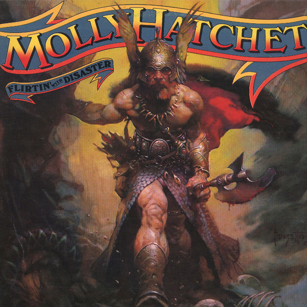 Molly Hatchet - Flirtin' With Disaster (1979)