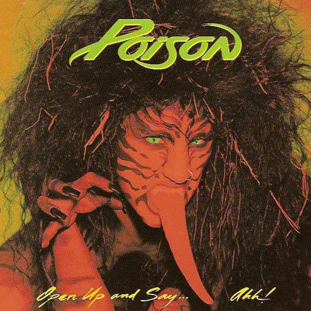 Poison - Open Up And Say... Ahh! (1988)