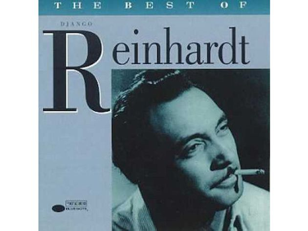 Django Reinhardt – The Best Of Django Reinhardt (1996)