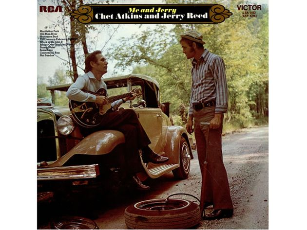 Chet Atkins/Jerry Reed – Me And Jerry (1970)
