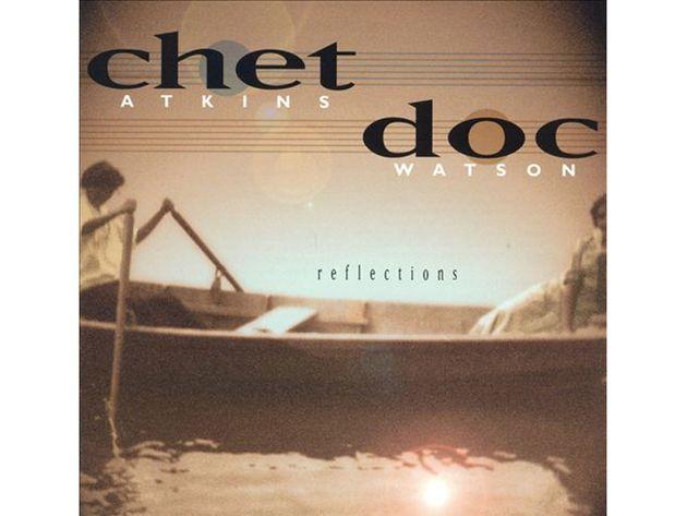 Chet Atkins/Doc Watson – Reflections (1980)